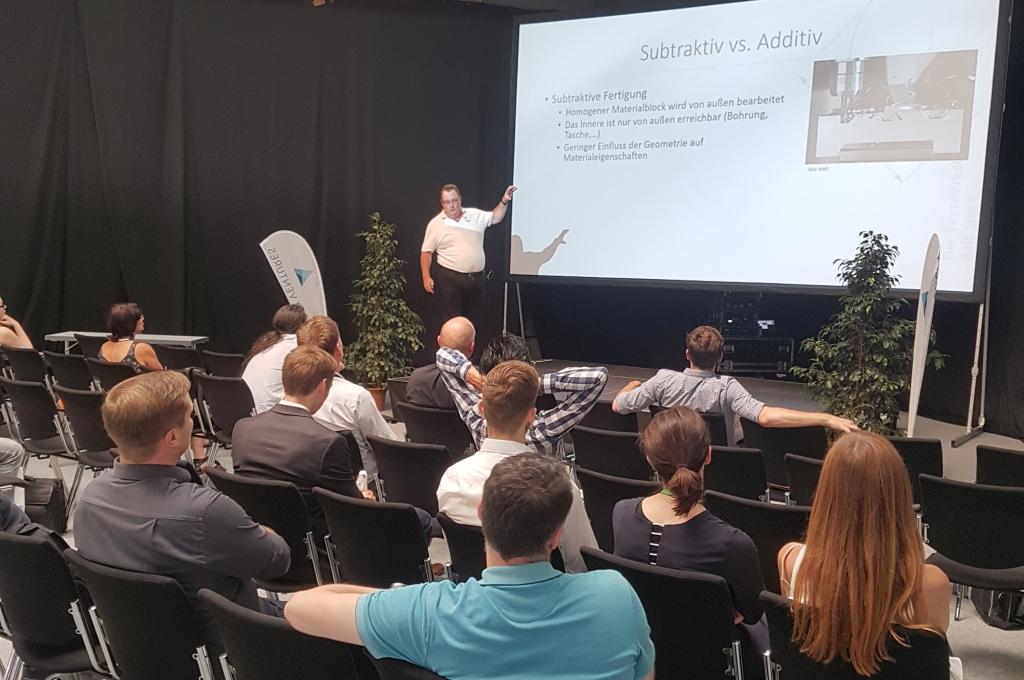 Rapid Tech 2019: Vortrag zu 3D-Druck und CAD